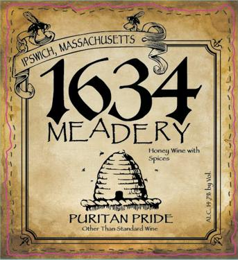 1634Meadery PuritanPride 23Feb2015 front